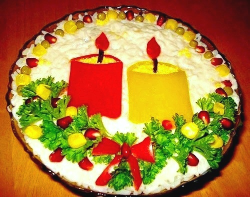 Рецепты праздничных блюд для детей